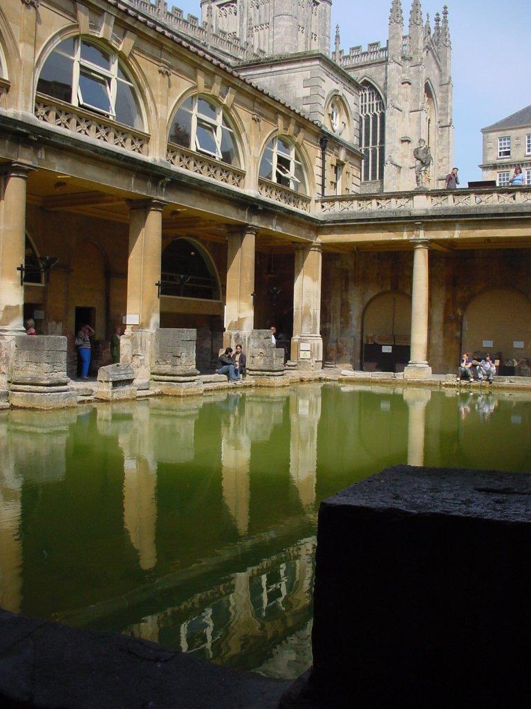 roman bath london